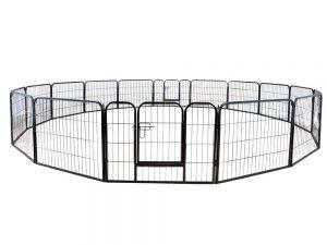image of a petprogo brand dog fence