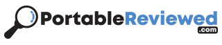 logo image for portable reviewed website