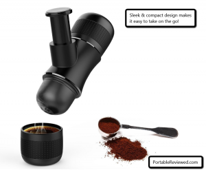 image of a mini espresso maker from SEKway