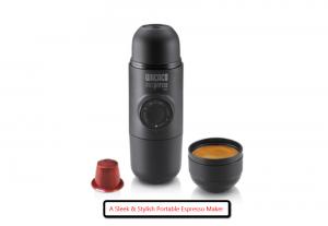 image of a portable espresso maker